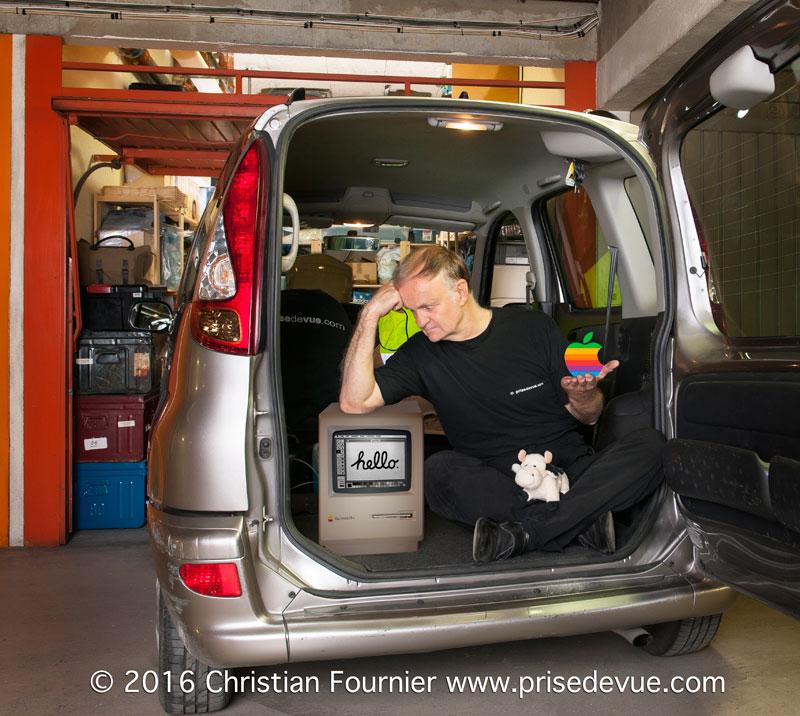 Biographie illustr e du photographe professionnel for Garage paris 16